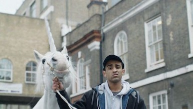 Cool Unicorn Bruv