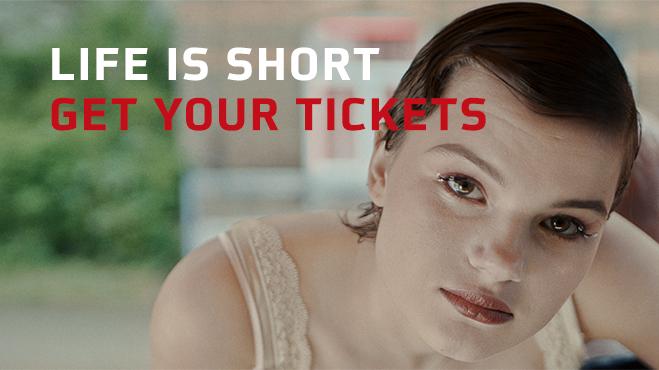 Get your online tickets!